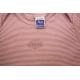etiquette thermocollant design simple carre petit format body violet