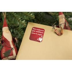 etiquette-de-noel-rouge-cadeau-or