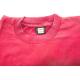 etiquette thermocollant design simple carre petit format senior tee shirt