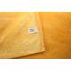 etiquette thermocollant design simple ronde petit format maison serviette de bain