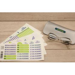 Pack senior et collectivité 215 étiquettes